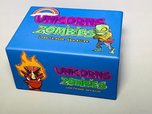 Unicorns and Zombies Base Game