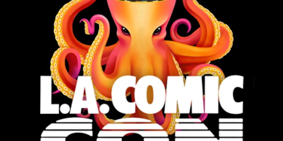 La Comic Con 2019