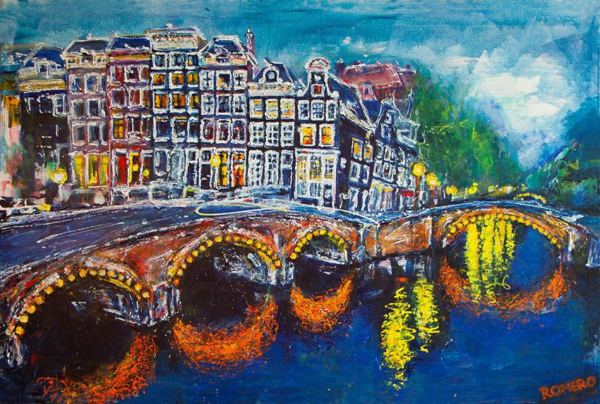 Three Times Amsterdam