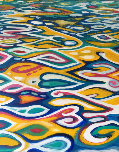 Beautiful Souls Flow - close-up