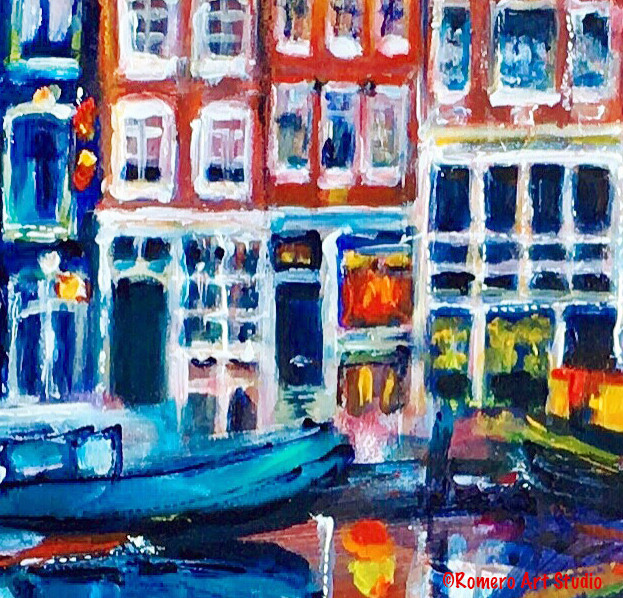 close-up 'A New Amsterdam'