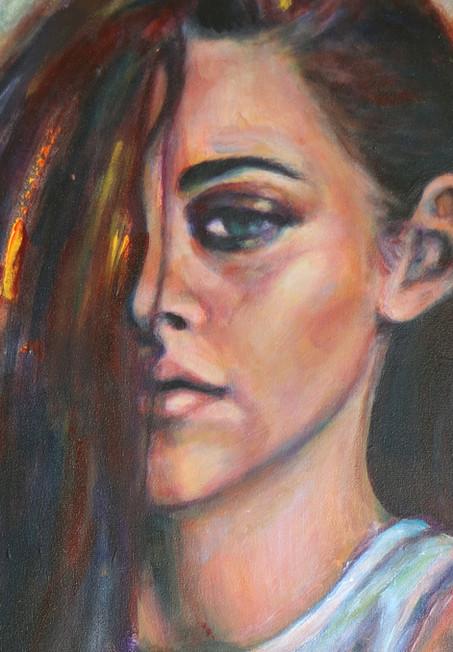 Kristen close-up