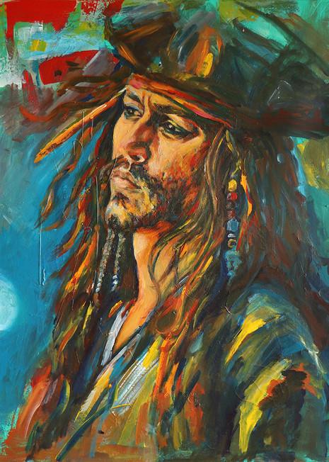 Standing Up - Jack Sparrow
