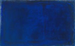 Rothkesque Blue