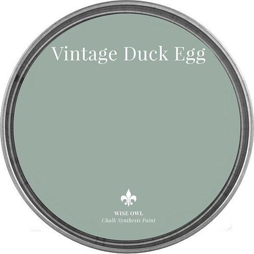Vintage Duck Egg
