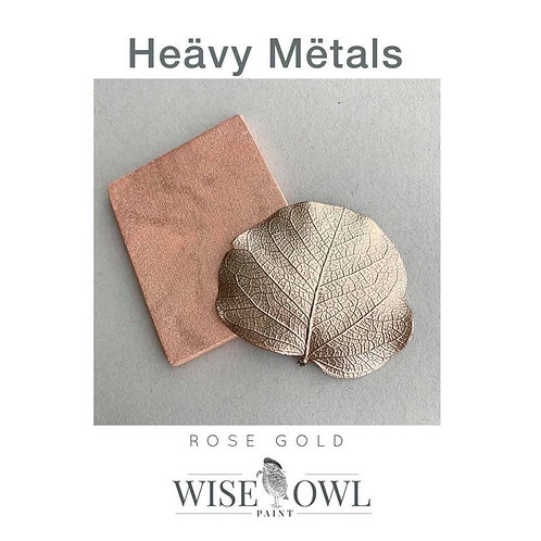 Heavy Metals Rose Gold