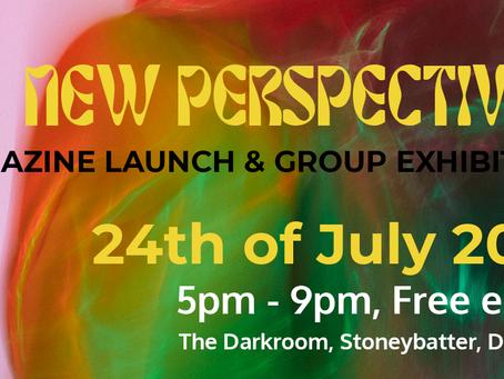 Magazine Launch & Group Exhibition!