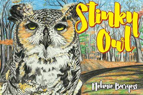 Stinky Owl Book - Hardcover