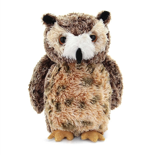 Plush Toy Owl