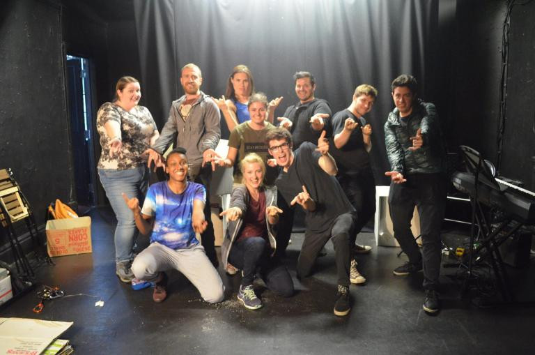 Free Solo @ The Hen and Chickens, 2017