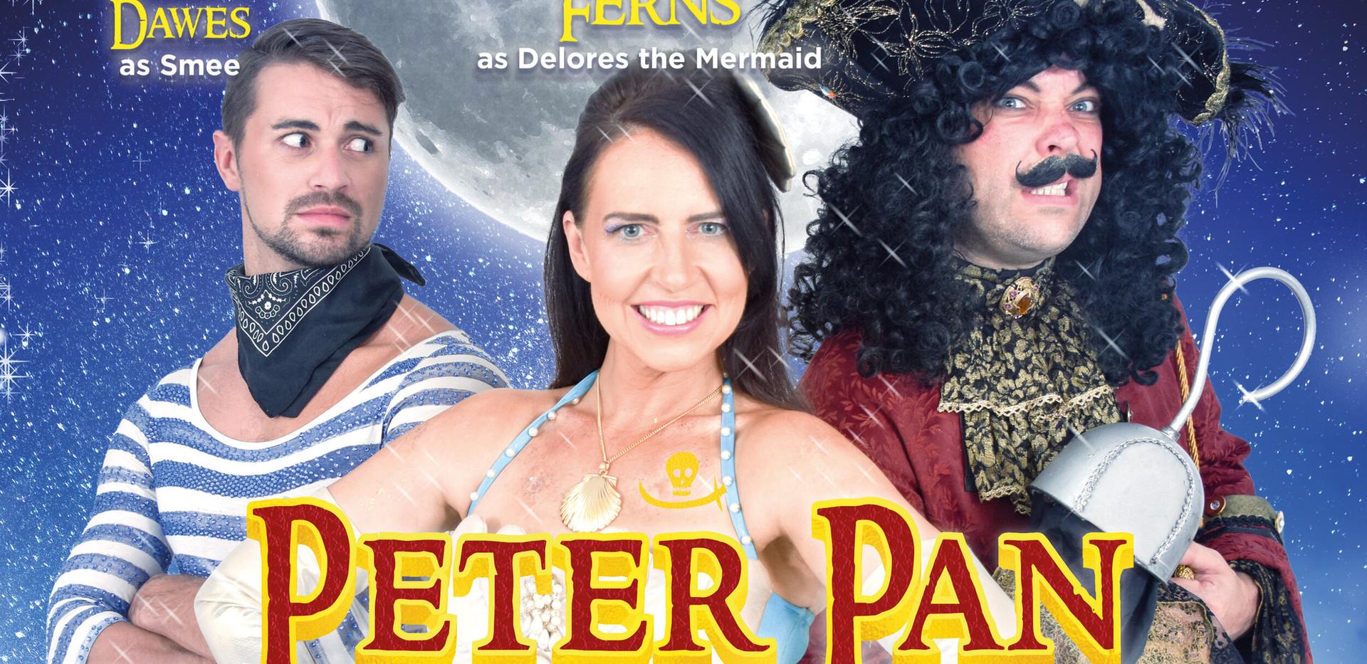 Peter Pan @ Brighton Hilton Metropole