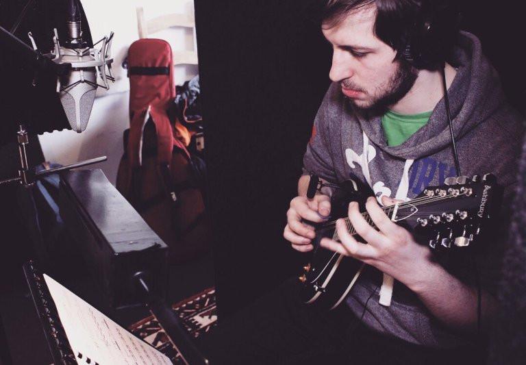 Broken Wings Cast Recording, 2018