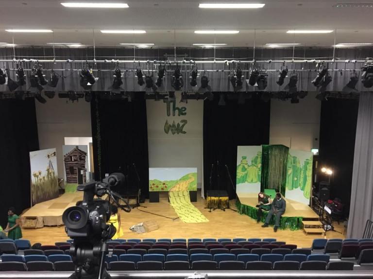 The Wiz @ Hammersmith Academy, 2017