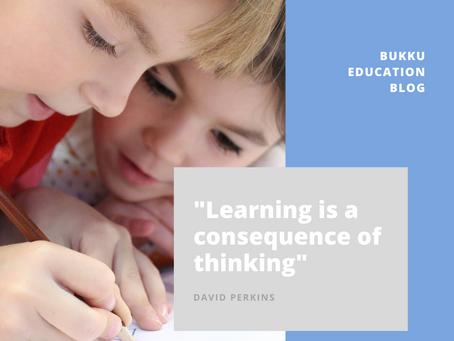 ¿Es memorizar sinónimo de aprender?