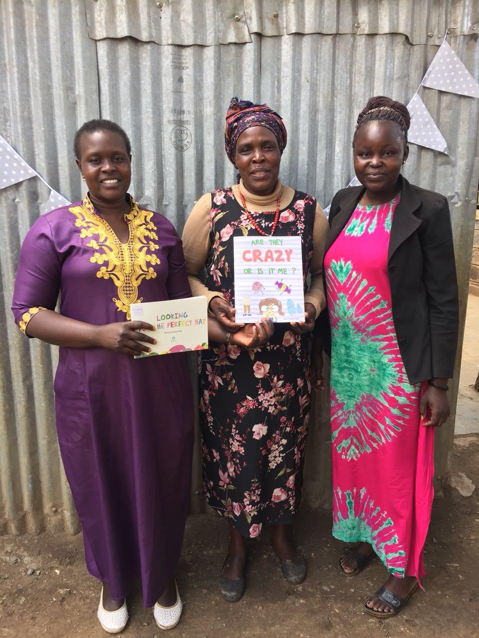 BUKKU en Kenya, África