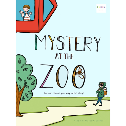 Mystery at the Zoo