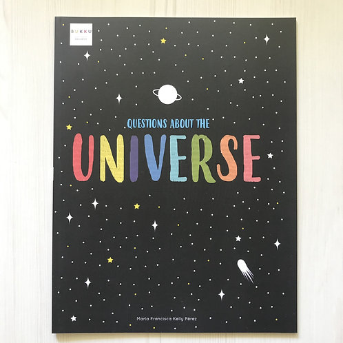Questions About the Universe
