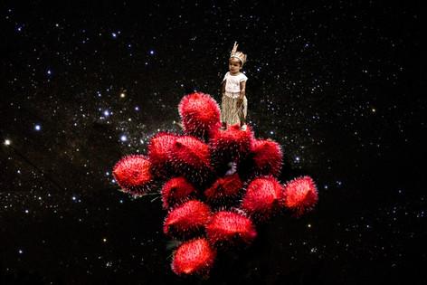 "Série ""Tundá, universos de jenipapo e urucum"", 2020"