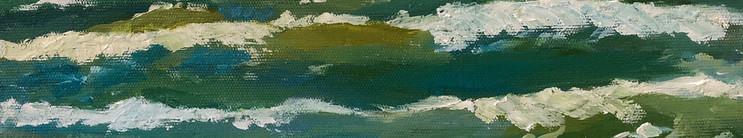 Mar agitado, 2020