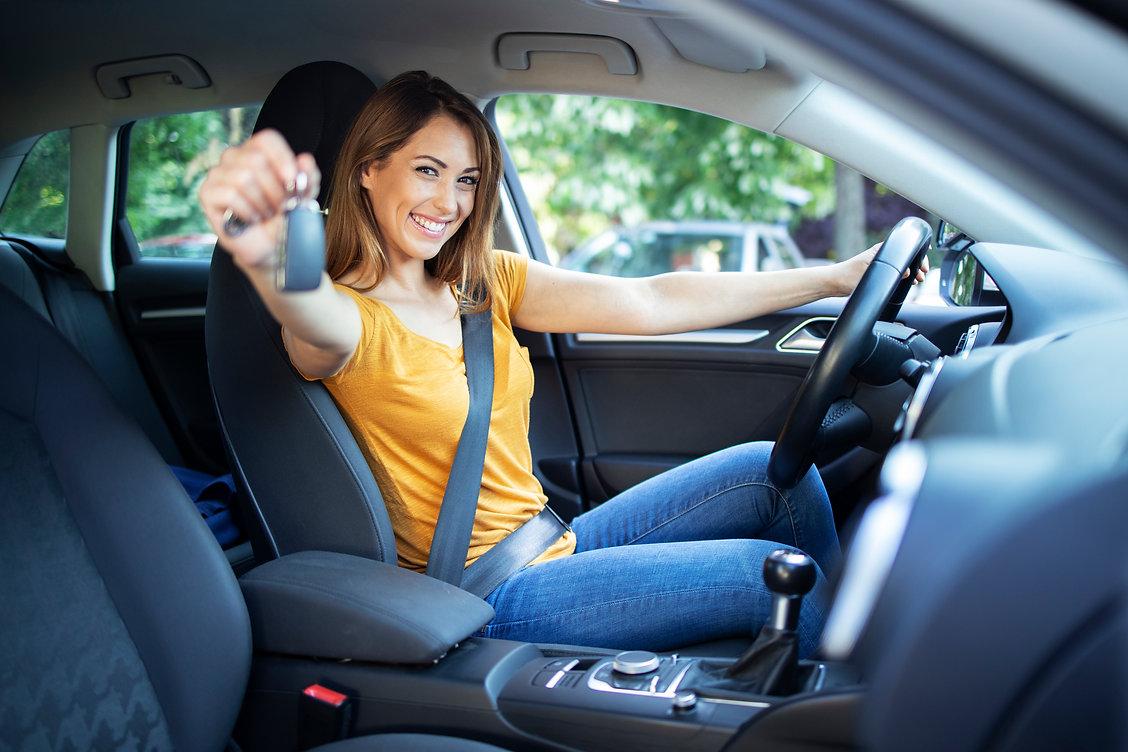 beautiful-female-women-driver-sitting-he