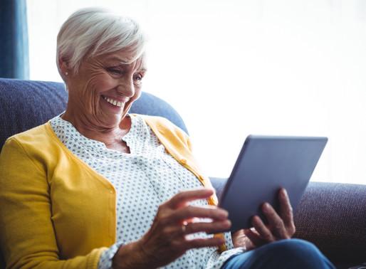 """""""Videoanruf für Senioren einfach gemacht"""""""