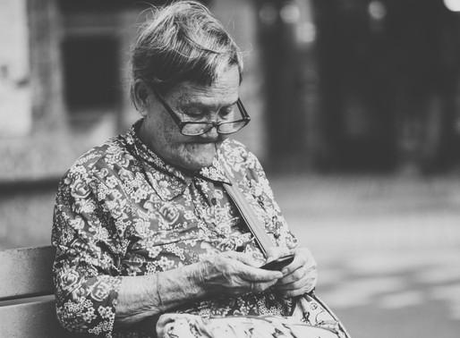 """""""Digital vernetzt im Alter: Ich bin dabei!"""""""