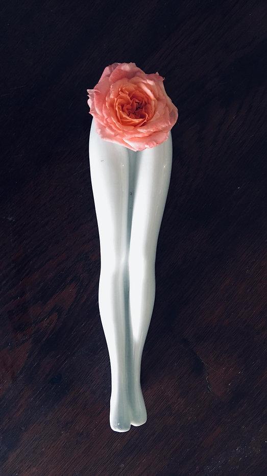 """""""LaLa"""" Candle Holder Porcelain"""