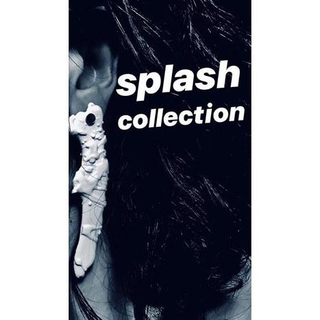 Splash Collection ⚫️🖤⬛️ & making of _#p