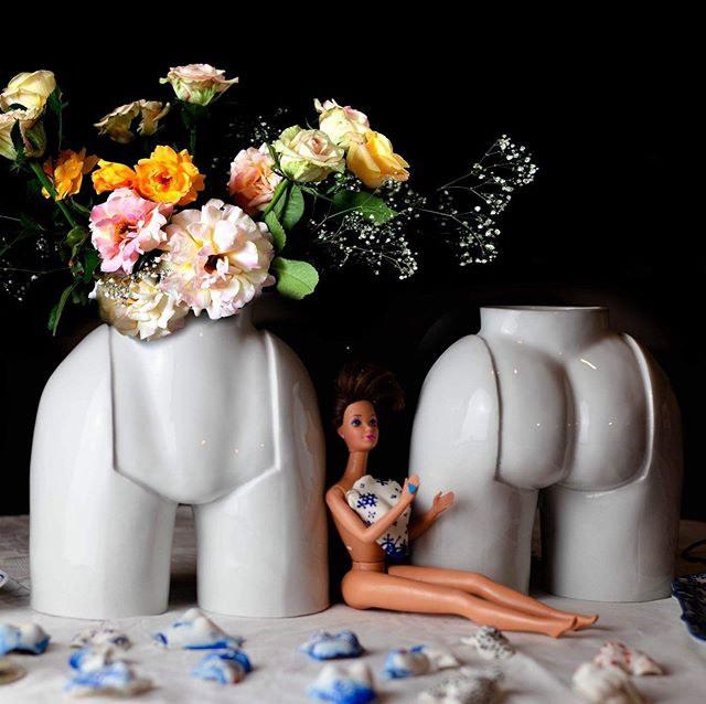 LaLa Vase Porcelain