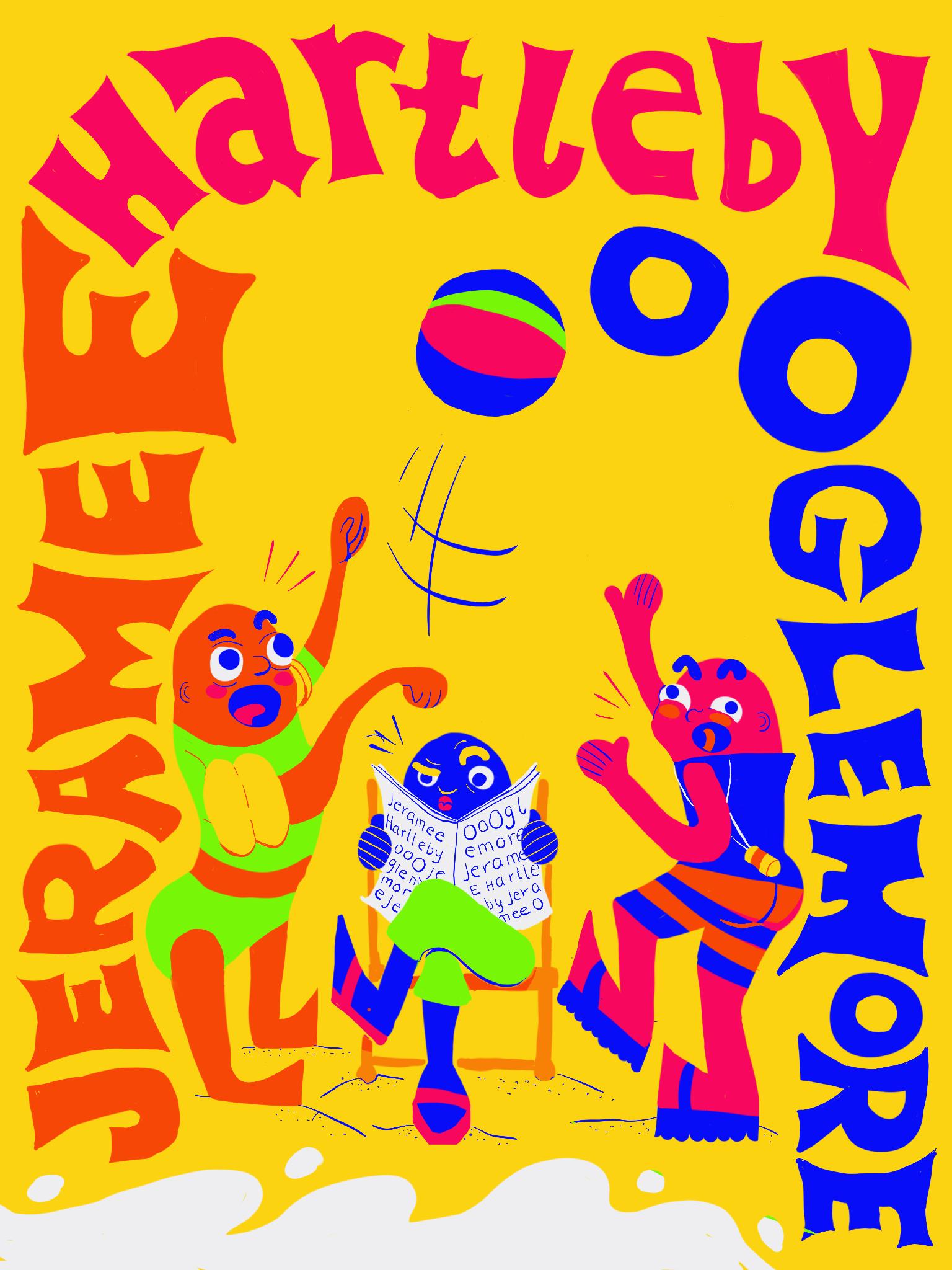 Jeramee, Hartleby and Ooglemore post