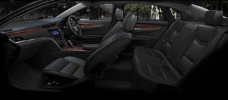 Cadillac XTS interior