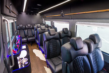 Sprinter interior