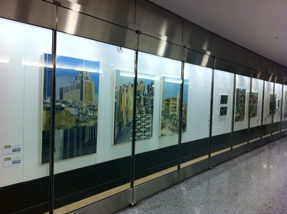 Global Cities at Pearson Airport