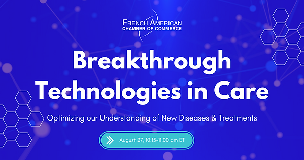 Breakthrough Technologies in Care Webina