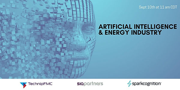 Artificial Intelligence and Energy Indus