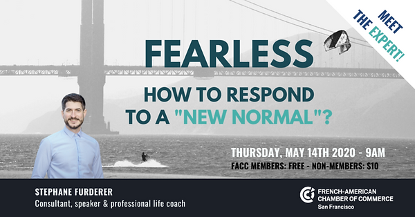 Fearless- How to Respond to a %22New Nor