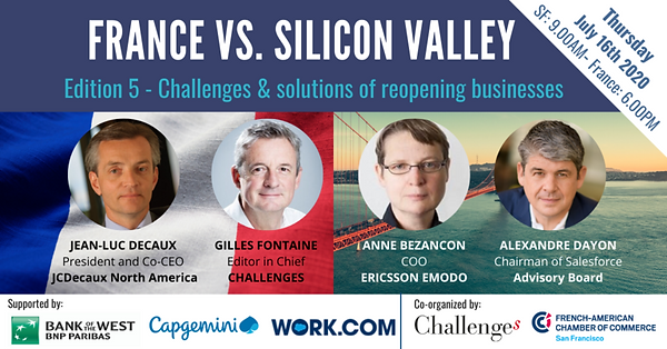 Edition 5 - France Vs. Silicon Valley- c