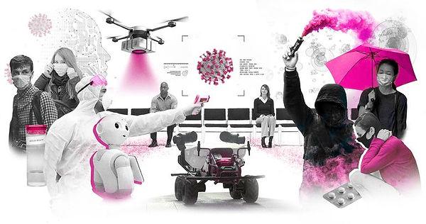 Utopian and Dystopian Transformations We