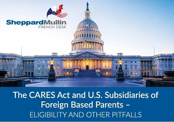 CARES Act Sheppard Mullin Webinar.jpg