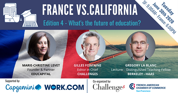 France Vs. California- what's the future