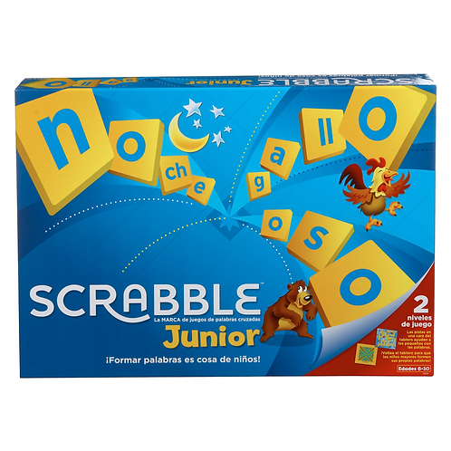 Scrabble gam scrabble junior Y9734