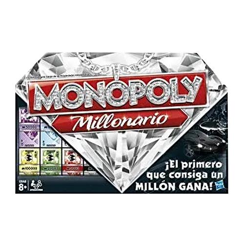 Juego de mesa monopoly millonario