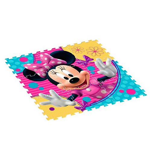 Tapete mágico minnie bow tique