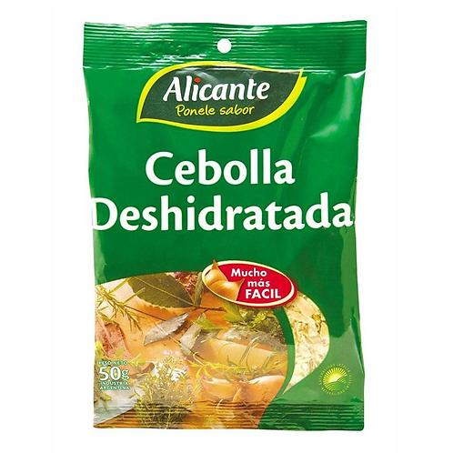 Alicante cebolla deshidratada 50 g