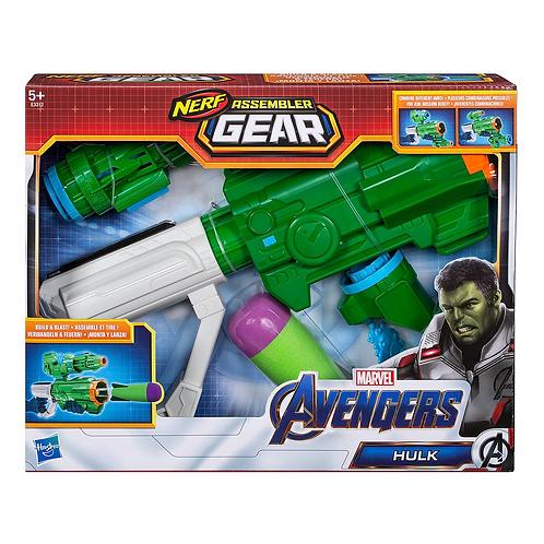 Avengers hulk ensamblaje