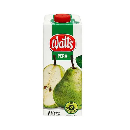 Bebida watts pera 1 Lt