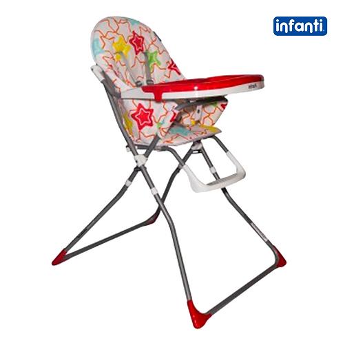 New candy silla de comedor red