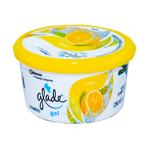 Glade gel home lemon 70 gr