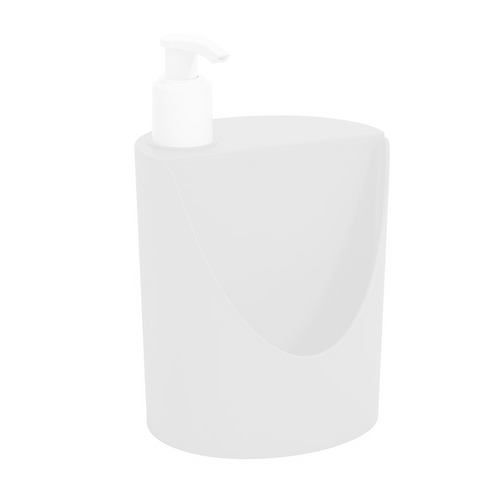 Dispensador de jabón R&J 600 ml basic natural