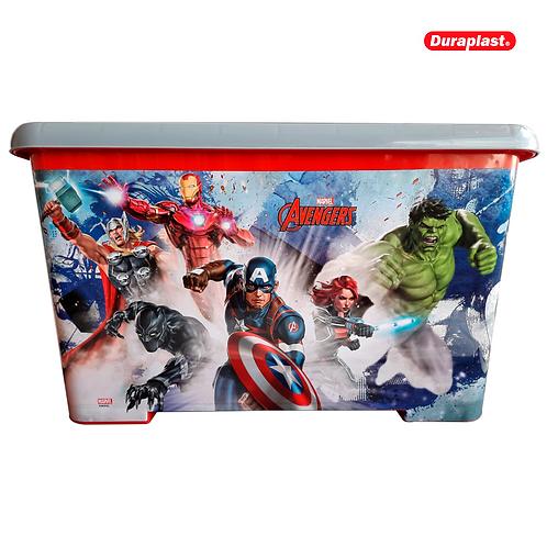 Caja Organizadora N°35 C/Diseño Avengers